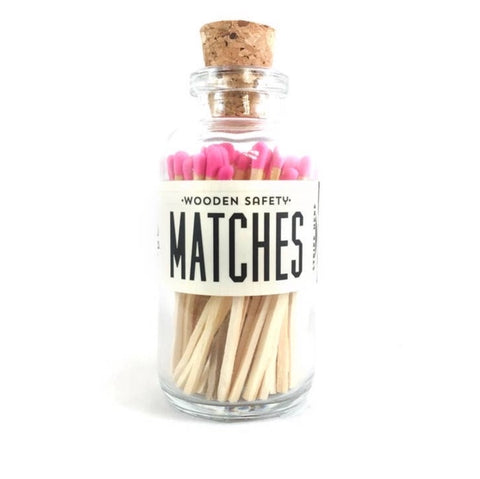 Pink Mini Matches