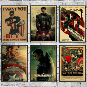Marvel Comics Posters