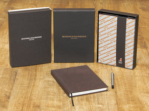 Hunter & Mackenzie packaging for Noteworthy Dogs Notebook