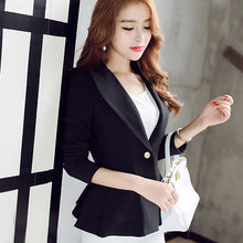 Load image into Gallery viewer, Ladies Blazer Long Sleeve
