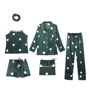 7 Pieces Sleepwear Pajamas