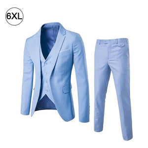 Men's Fashion Slim Suits