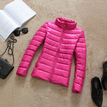 Load image into Gallery viewer, Duck Down Coat Women Outerwear
