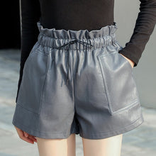 Load image into Gallery viewer, Winter Black Shorts