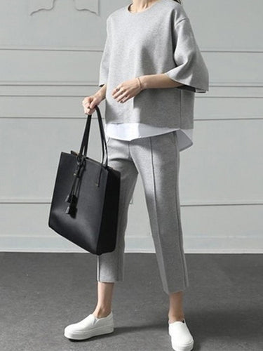 Pants Elegant Women Sets