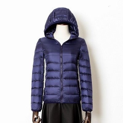 Down Jacket Parka Female
