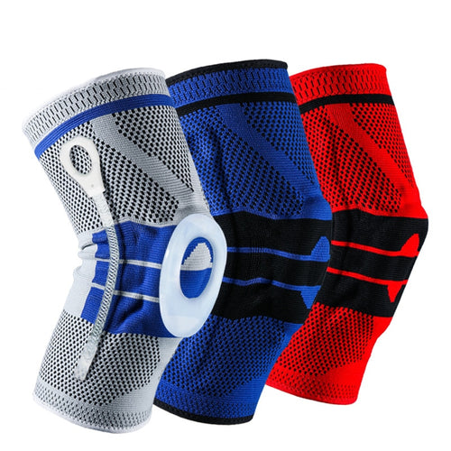 1 piece sports knee pads