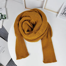 Load image into Gallery viewer, Sleeve Wrap Shawl Scarf