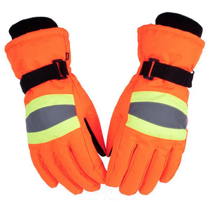 Winter Thermal Work Gloves