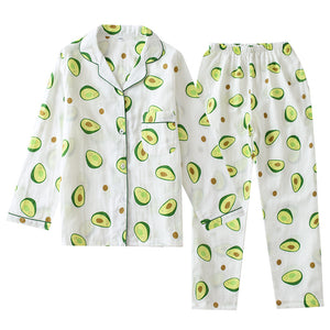 Ladies Comfortable Pajamas Set
