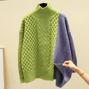 Knit Sweaters Pullovers