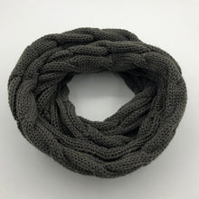 Load image into Gallery viewer, Fashion Knitted Snood Scarf