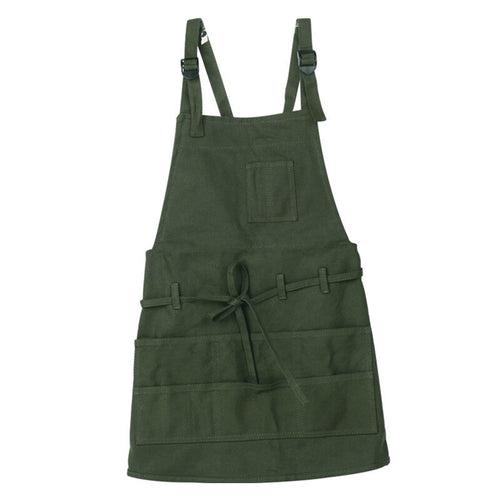 Artist Apron Multi-Pocket