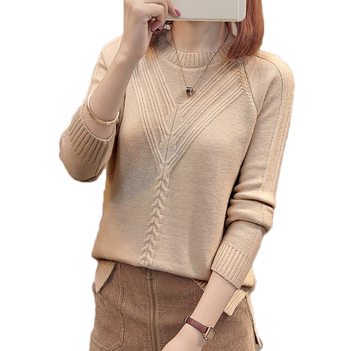 Winter Women pullover sweater