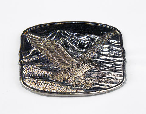 1980's American Eagle 200th Anniversary Belt Buckle