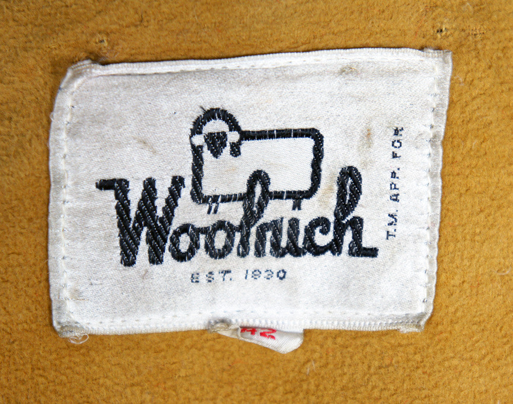 1950's Red Woolrich Hunting Jacket - Size L