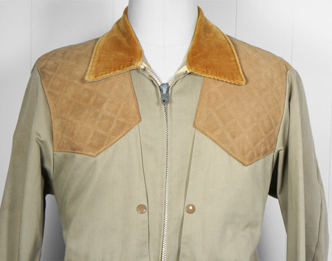 1960's Abercrombie & Fitch Hunting Jacket - Size L