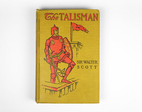 The Talisman by Sir Walter Scott ( c. 1920's)