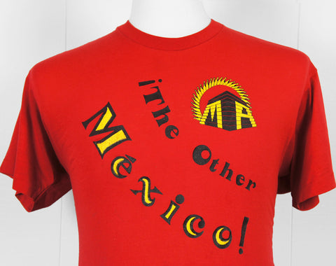 1980's The Other Mexico T-Shirt - Size M