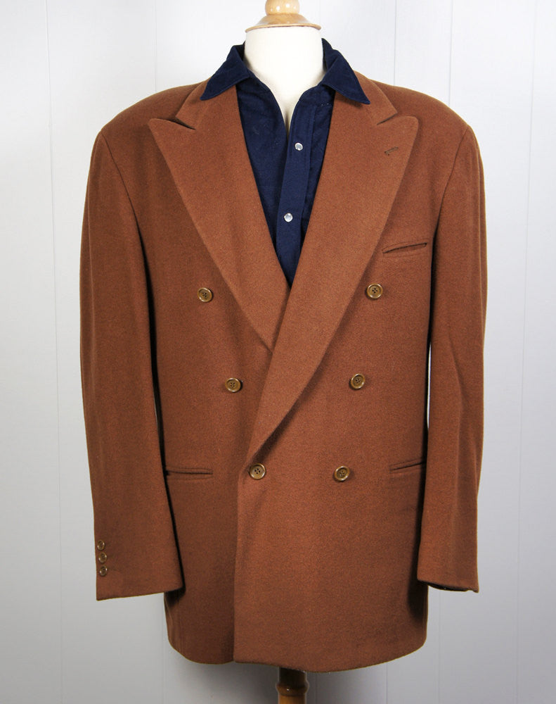 1970's Pierre Cardin Trench Coat - Size L