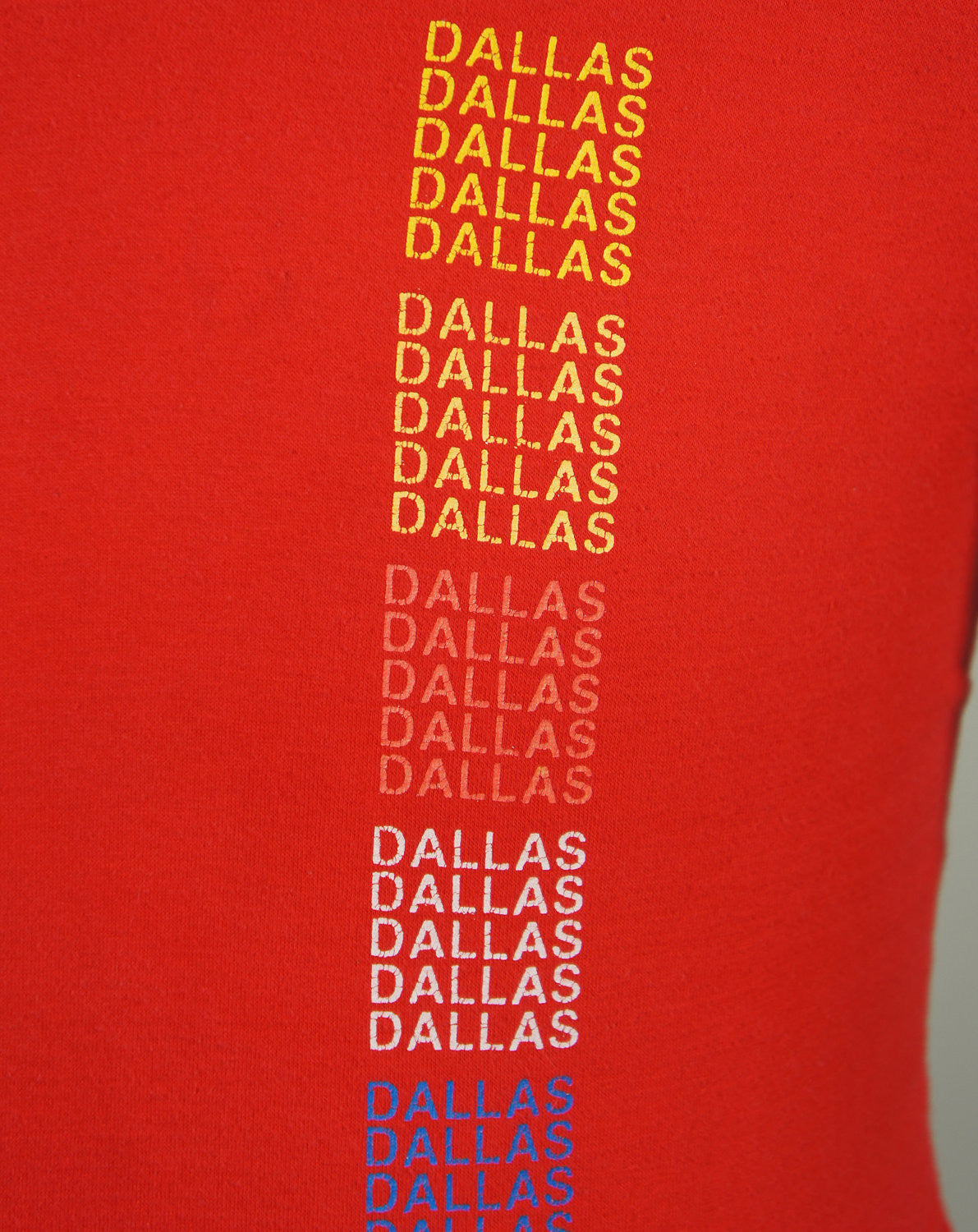 1980's Dallas, Texas T-Shirt - Size M