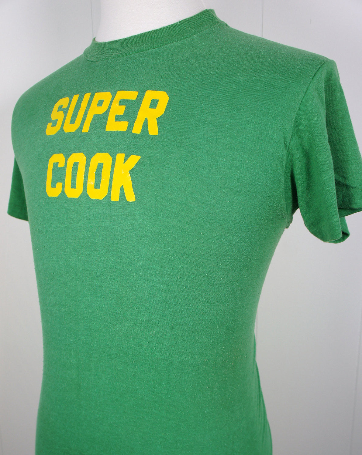 1970's Marching Band Super Cook T-Shirt - Size M