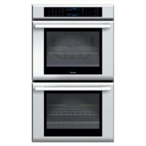 "Thermador Masterpiece 30"" Convection Double Electric SS Oven MED302JP EXLNT - Alabama Appliance"