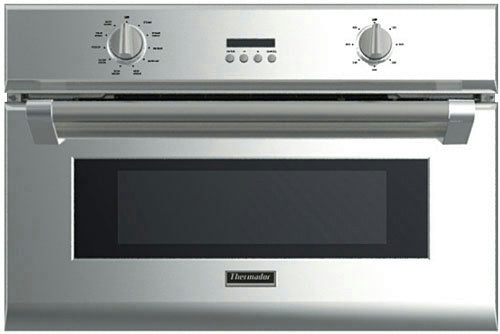 Thermador Professional Series 30 inche Single Steam Convection Wall Oven PSO301M - Alabama Appliance
