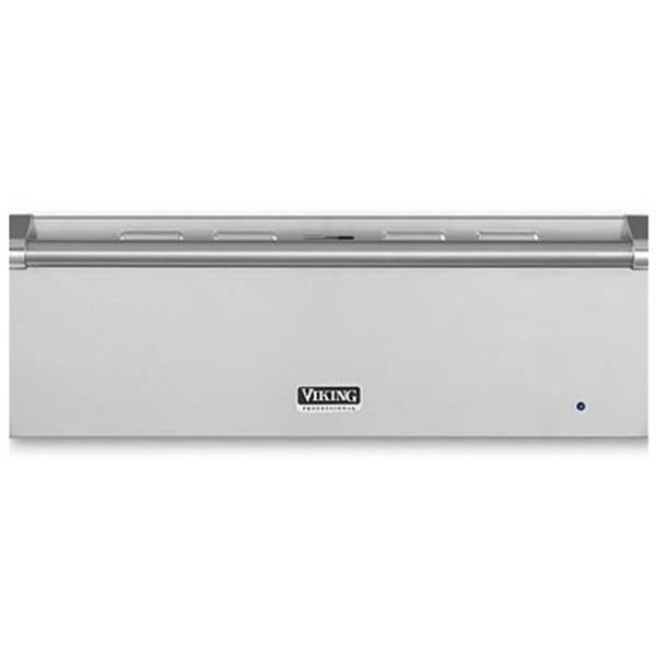 "Viking Professional Series 30"" 1.6 cu ft 450 Watt Warming Drawer VEWD530SS IMGS - Alabama Appliance"