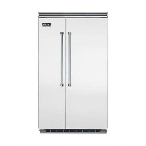 "Viking Professional 5 Series 48"" 29.1 cu ft Built-in Refrigerator VCSB5483SS S.S - Alabama Appliance"