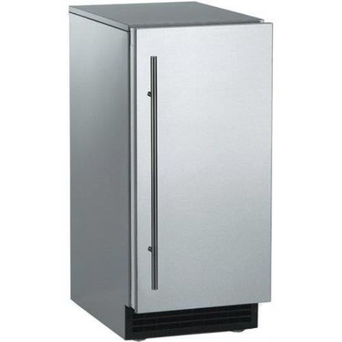 Scotsman Brilliance Series SS 15 inch Undercounter Outdoor Ice Maker SCCP50MA1SS - Alabama Appliance