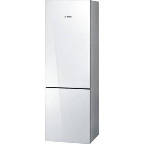 "Bosch 800 Series 24"" 10 cu. ft. Counter-Depth Refrigerator White B10CB80NVW"