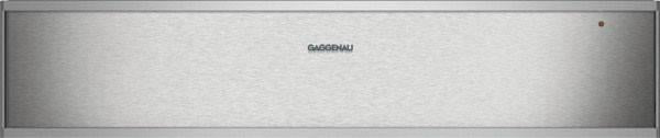 "Gaggenau 400 Series 24"" 0.75 cu. ft. Capacity 4 Temp Warming Drawer WS461710"