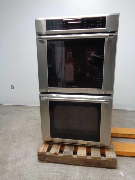 "Thermador Masterpiece 30"" 4.7 Convection Double Electric Wall Oven MED302JP - Alabama Appliance"