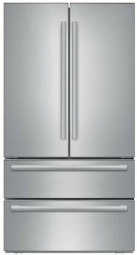 "NIB Bosch 36"" Counter Depth French Door Refrigerator B21CL81SNS Stainless Steel - Alabama Appliance"