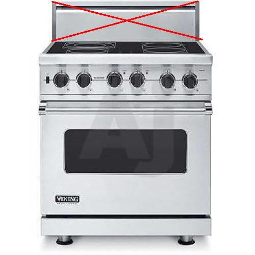 "Viking Professional Series 30"" 4 Elements Pro-Style Electric Range VESC5304BSS - Alabama Appliance"