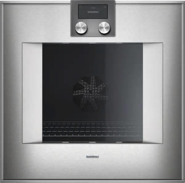 Gaggenau 400 Series 24 In 3.2 cuft Single Convection Electric Wall Oven BO451611 - Alabama Appliance