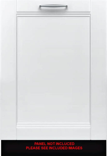 "BOSCH Benchmark Series 24"" 39 dBA Fully Integrated Dishwasher SHV89PW73N"