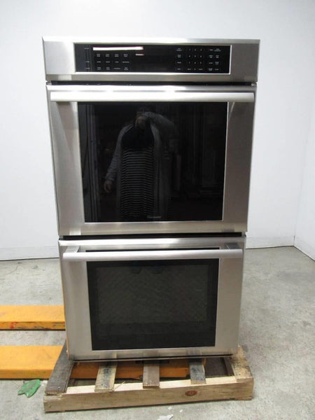 Thermador Masterpiece Series 30 Inch Double Electric Wall Oven MED302JS - Alabama Appliance