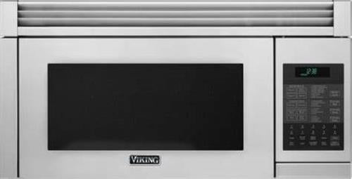 "Viking 30"" 300 CFM 10 Power Levels Over-the-Range SS Microwave Oven RVMHC330SS - Alabama Appliance"