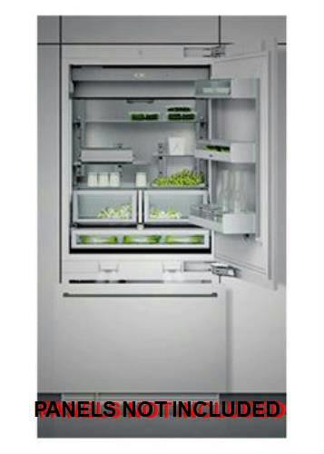 "Gaggenau 30"" Motorized Shelf Integrated Bottom-Freezer Refrigerator RB472701 - Alabama Appliance"
