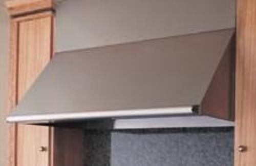 "Dacor 48"" Dishwasher Safe Filters Wall Mounted Stainless Hood EHDR4818SCH - Alabama Appliance"