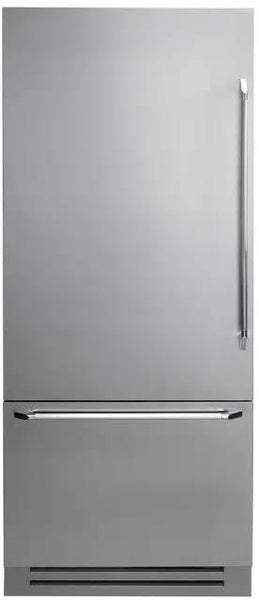 Dacor Discovery 36 Inch 19.3 cu. ft Fully Integrated Bottom-Freezer DYF36BFBSL - Alabama Appliance