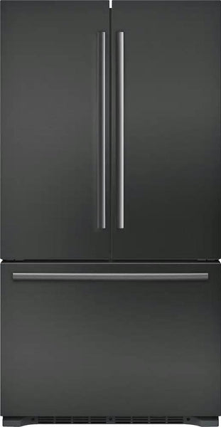"Bosch 800 Series 36"" LED Counter Depth French Door BS Refrigerator B21CT80SNB - Alabama Appliance"