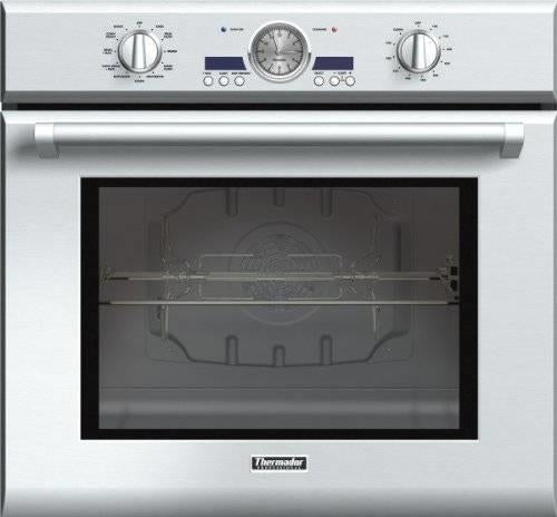 "Thermador Professional 30"" Single True Convection Electric Wall Oven POD301J - Alabama Appliance"