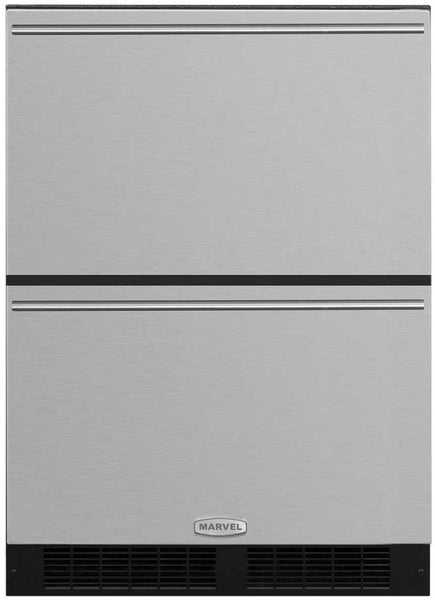 Marvel ML24RDS3NS 24 Inch Refrigerator Drawers Adjustable Grip Divider - Alabama Appliance