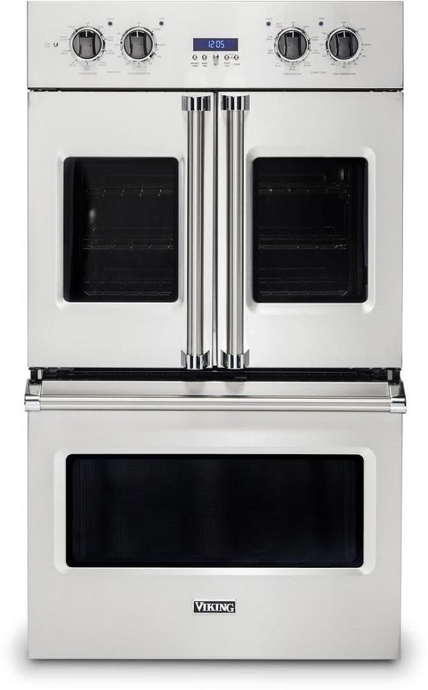 Viking Professional 7 Series VDOF7301SS 30 Inch French Door Double Wall Oven IM - Alabama Appliance