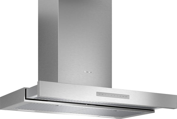 "Thermador 36"" Masterpiece Series HDDB36WS Chimney Wall Drawer Hood Stainless Pic - Alabama Appliance"