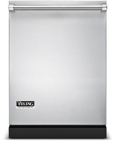 Viking Professional Series VDW302WSSS 24 Inches Fully Integrated Dishwasher - Alabama Appliance
