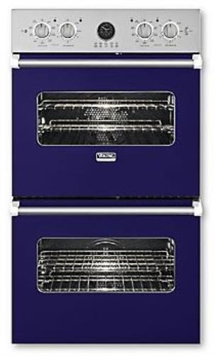 Viking Professional Premiere Series VEDO5272CB 27 Inch Double Electric Wall Oven - Alabama Appliance